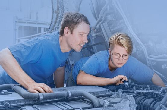Arbeiten bei maxit   Ausbildung bei maxit, gewerbliche und kaufmännische Berufe